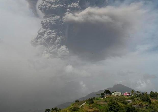La ONU busca 29,2 millones de dólares en ayudas para San Vicente y las Granadinas
