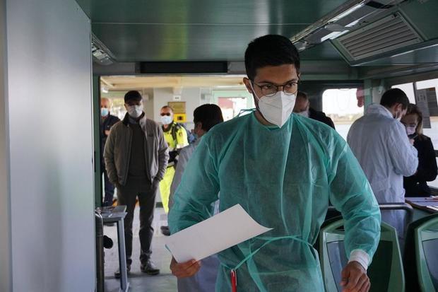 El mundo supera los 130 millones de casos y la curva de contagios sigue subiendo