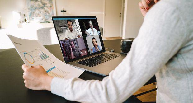 Disponen teletrabajo total para empleados públicos con facilidades internet