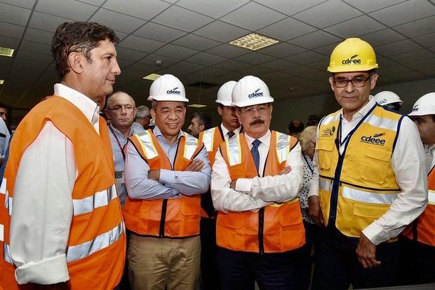 Presidente Danilo Medina deja sincronizada segunda unidad Central Termoeléctrica Punta Catalina
