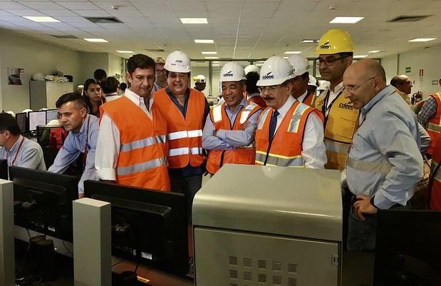 Presidente Danilo Medina deja sincronizada segunda unidad Central Termoeléctrica Punta Catalina.