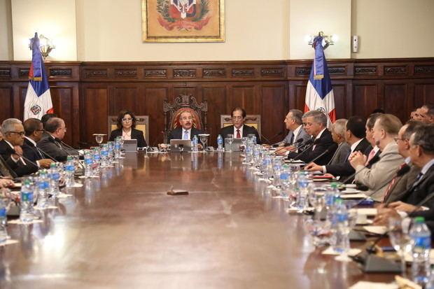 El presidente Danilo Medina encabeza tercer Consejo de Ministros Ampliado del 2019