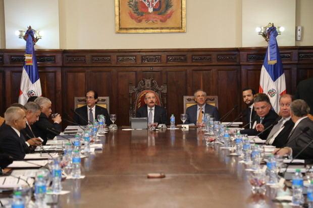 Presidente Danilo Medina encabeza VIII reunión pleno Consejo Nacional de Competitividad