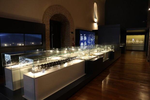 Colección más rica sobre arqueología subacuática de América.