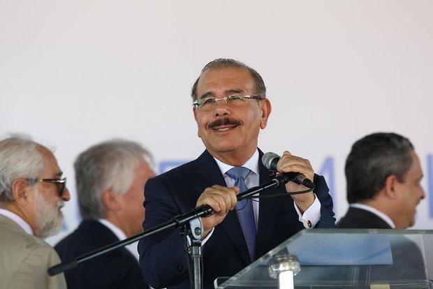 "Danilo Medina: ""han satanizado a Punta Catalina"""