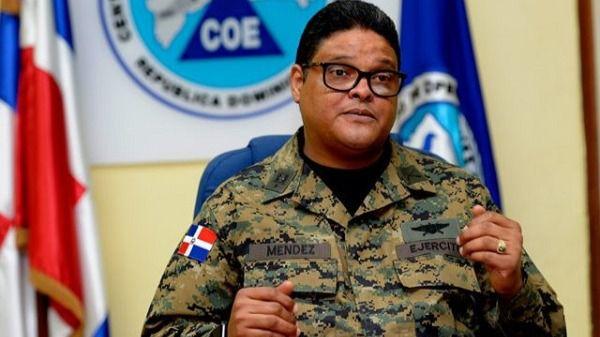 Juan Manuel Mendez, director del COE