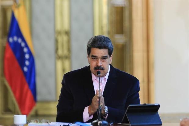 Maduro tacha de vulgar la acusación que EE.UU. hace contra él por narcotráfico