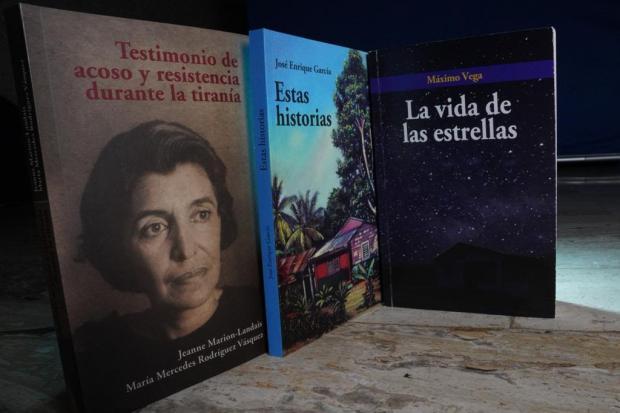 Banco Central presenta tres nuevas obras de su colección bibliográfica institucional
