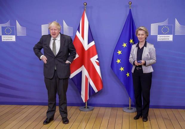 La UE y Reino Unido decidirán el futuro de su negociación el domingo