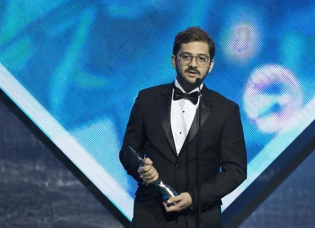 José María Cabral, director de cine dominicano.