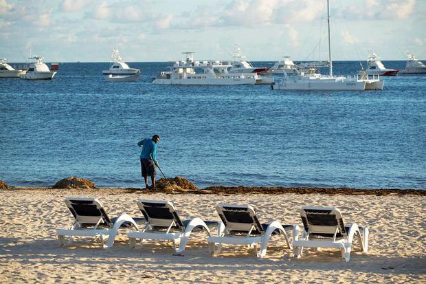 El turismo extranjero cae un 81.3 % en República Dominicana en septiembre