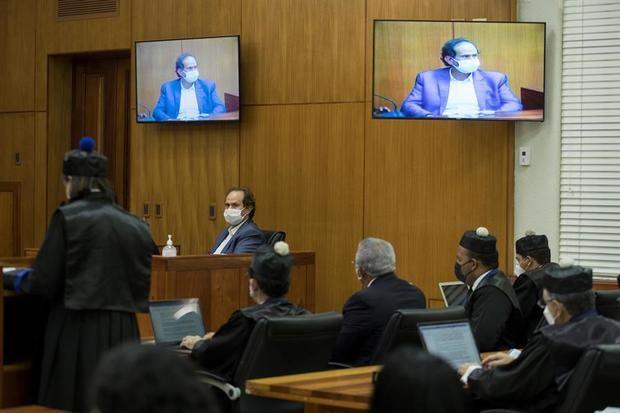 El Tribunal prohíbe la emisión de los testimonios del caso Odebrecht