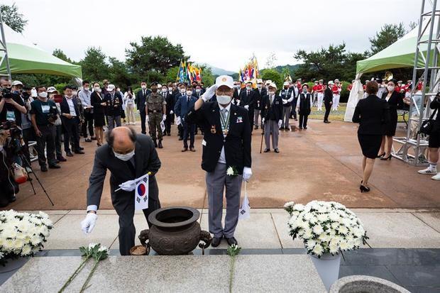 Pionyang hace defensa del patriotismo en el 70 aniversario de guerra de Corea