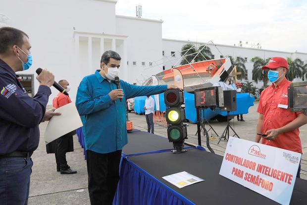 Maduro aprueba los recursos para culminar las obras inconclusas de Odebrecht