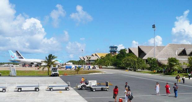 El aeropuerto de Punta Cana cuenta con 92 vuelos programados para noviembre