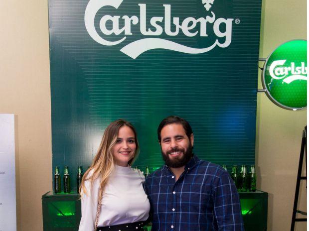 United Brands celebra la llegada de Carlsberg a República Dominicana