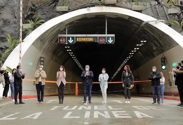 Colombia inaugura el túnel más largo de Latinoamérica por debajo de los Andes