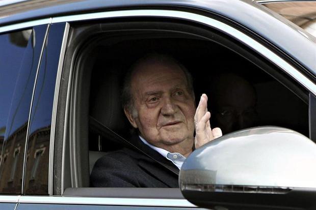 El rey Juan Carlos, investigado de nuevo por el Tribunal Supremo español
