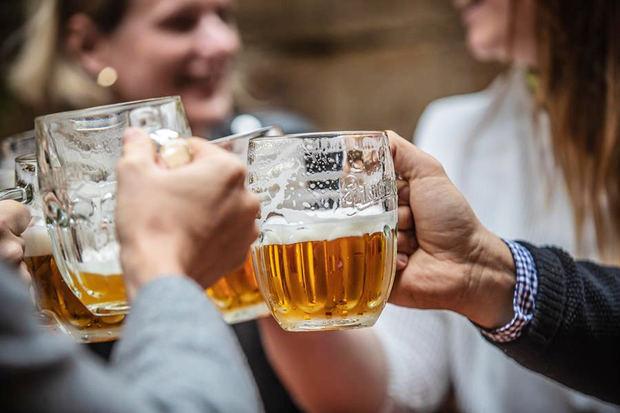 El Reino Unido encabeza el ranking de países más alcoholizados del mundo.