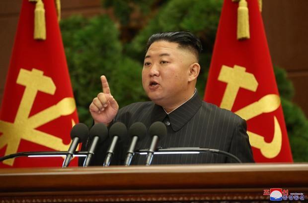 Kim Jong-un habla de un