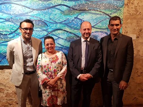 Reconocimiento merecido al arte contemporáneo dominicano