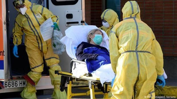 España registra otros 3.000 casos de coronavirus en 24 horas