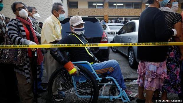 La ONU denuncia que los discapacitados son los más afectados por la pandemia