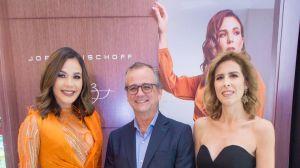 Luz García, Laureano Urgal y Ruth Saracho.