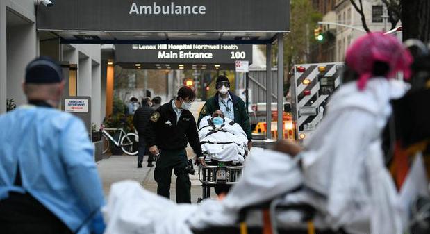 EE.UU. es ya el país con más fallecidos en el mundo por COVID-19