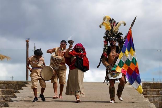 Quito conmemora, con resistencia histórica y sanitaria, 486 años de su fundación