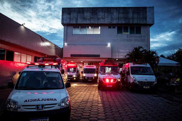 El desborde hospitalario amenaza la lucha contra la Covid-19 en América Latina