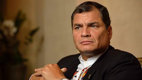 Correa critica la orden judicial de citarle en Ecuador por un caso de secuestro