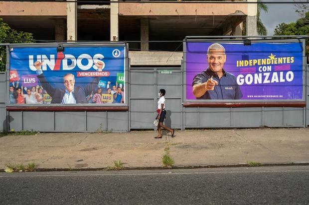 Los dominicanos van a las urnas para elegir al sucesor de Danilo Medina