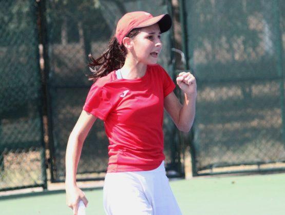 Evento femenino de preclasificación de la World Junior Tennis (WJT) que se juega en el Parque del Este