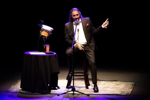 Diego El Cigala lleva el flamenco a Santo Domingo en el arranque de su gira