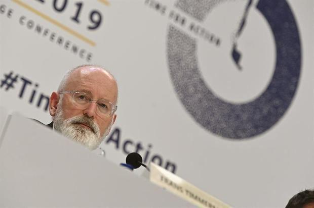 España urge a la CE a avanzar su compromiso de reducción de emisiones