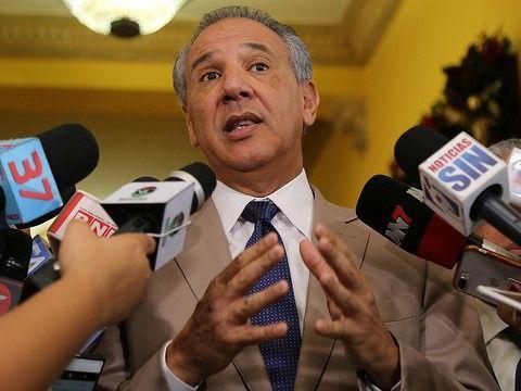 Peralta reconoce que la inseguridad sigue siendo un problema en el país