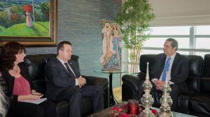 Ministro de Relaciones Exteriores de Serbia, elogia desarrollo turístico de RD
