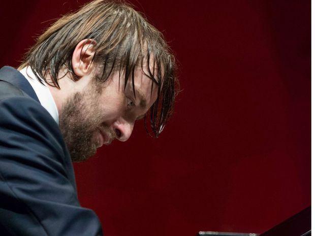 Pianista Daniil Trifonov.