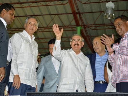 Danilo Medina dispone Juegos Nacionales 2020 tengan como sede en Azua, Peravia y San José de Ocoa