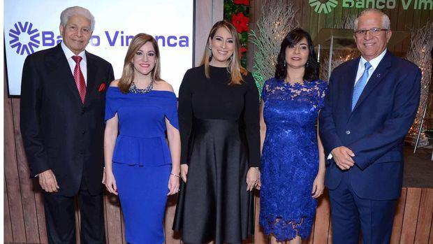 Banco Vimenca realiza encuentros con motivo de la época Navideña