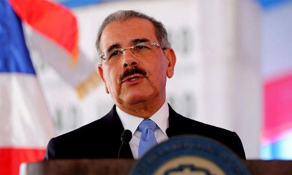 Aterriza de emergencia helicóptero en el que viajaba el presidente Medina