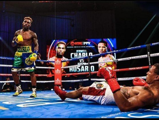 Jeison Rosario pierde títulos mundiales ante Charlo; Payano cae por decisión unánime