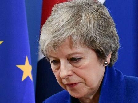 """Ministro alerta de que el """"brexit"""" peligra si no se aprueba el acuerdo de May"""