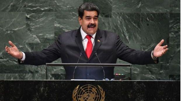 Maduro dice que apoyar la declaración de Grupo de Lima es traición a la patria