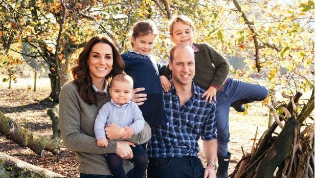 La duquesa Cambridge cumple 37 años convertida en madre de familia numerosa