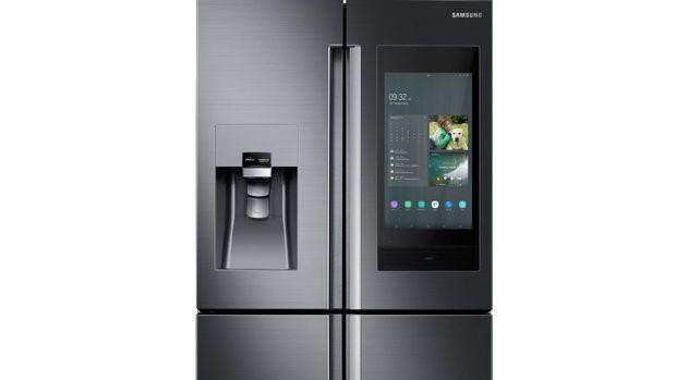 Samsung presenta un nuevo estándar en conectividad de refrigeradores