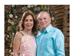 Cóctel de Propietarios Puntacana Resort & Club -  Frank Rainieri y Haydée Kuret de Rainieri