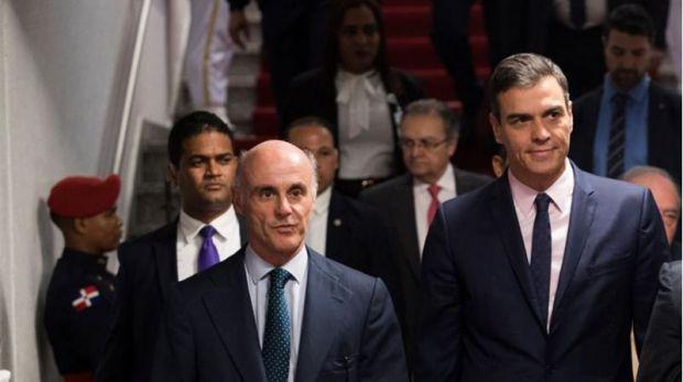 Sánchez a Maduro: quien responde con balas a las ansias de libertad es un tirano