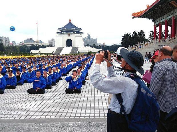 Taiwán compensa bajada en turismo chino y supera los 11 millones de turistas
